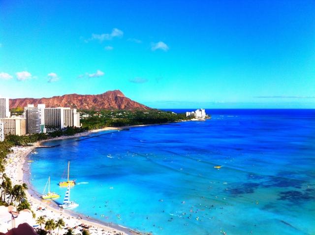 ハワイ挙式の旅費公開!ハワイアン航空とモアナサーフライダーの費用