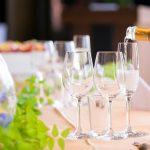 ハワイ挙式・ウェディングパーティーでのテーブル配置をどうしたか